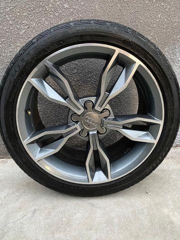 "Rodas Audi Aro 18"" - Foto 4"