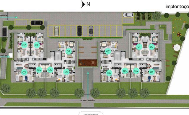 Apartamento de 2 quartos de alto padrão - 200 metros da Universidade Positivo :) - Foto 13