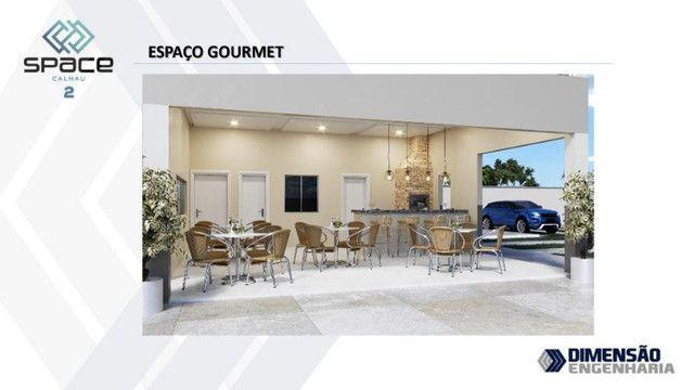 Apartamentos, Space Calhau II, Dimensão - Foto 2
