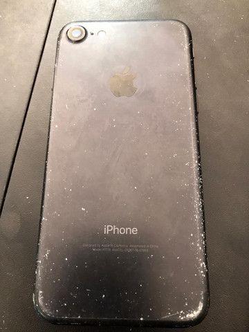 Iphone 7 32g para vender rapido - Foto 2