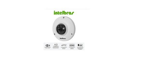 8 Cameras Em 1 Intelbras Fisheyes Ip 360º 8 Lados.5 Mil p/ 2700