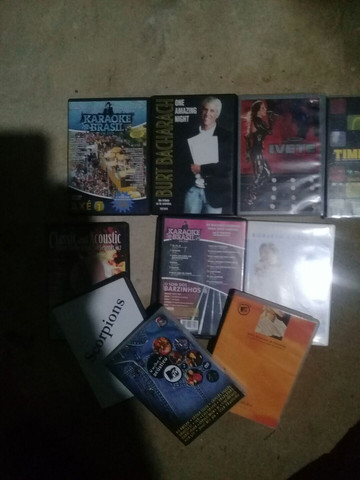 CDs e DVDs de Música e Filmes variados  - Foto 4