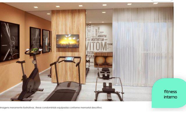 Apartamento de 2 quartos de alto padrão - 200 metros da Universidade Positivo :) - Foto 6