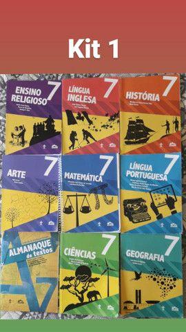 Dois kits de livros 7° ano Adventista.  - Foto 2