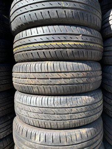 ?pneus semi novos 245/35-20 - Foto 19