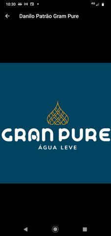 Água gram pure - Foto 2