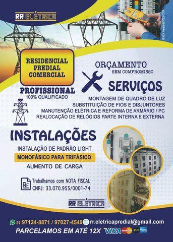 Instalação de relógio Eletricista - Instruções Eletricas Residencial | Predial | Comercial - Foto 2