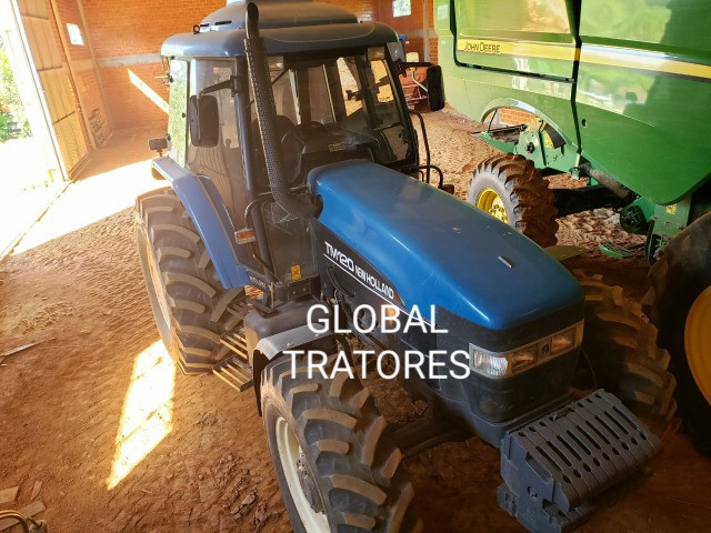 Oferta!!! Trator New Holland TM 120 - Foto 2