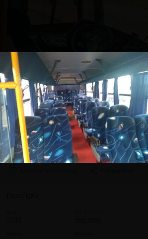 Micro-ônibus Marcopolo Sênior 28 lugares - Foto 3