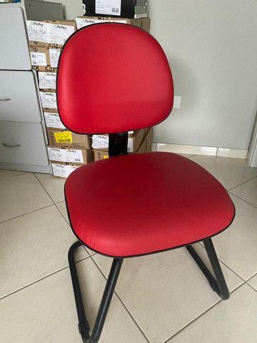 Cadeira executiva fixa - Foto 2