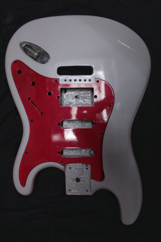 Corpo e Braço Guitarra Washburn
