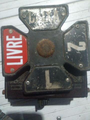 Taxímetro antigo - Foto 2