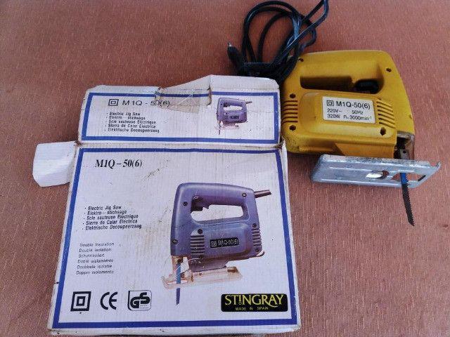 Serra Tico-tico 320w / 220v - Stingray