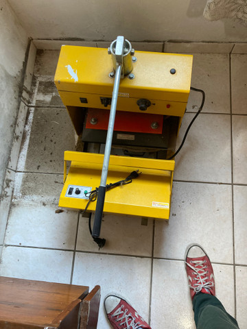 Compacta print TP 35 110V
