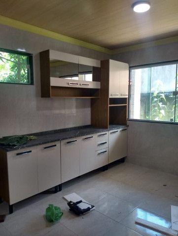Casa duplex nova ponta da fruta recém construída - Foto 16