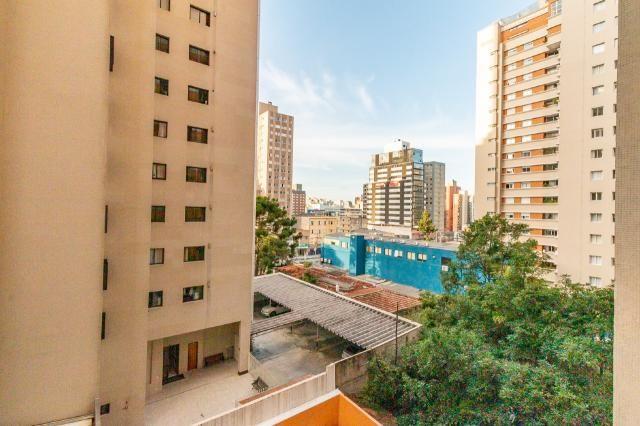 Apartamento para aluguel, 4 quartos, 1 suíte, 2 vagas, Centro - Curitiba/PR - Foto 5