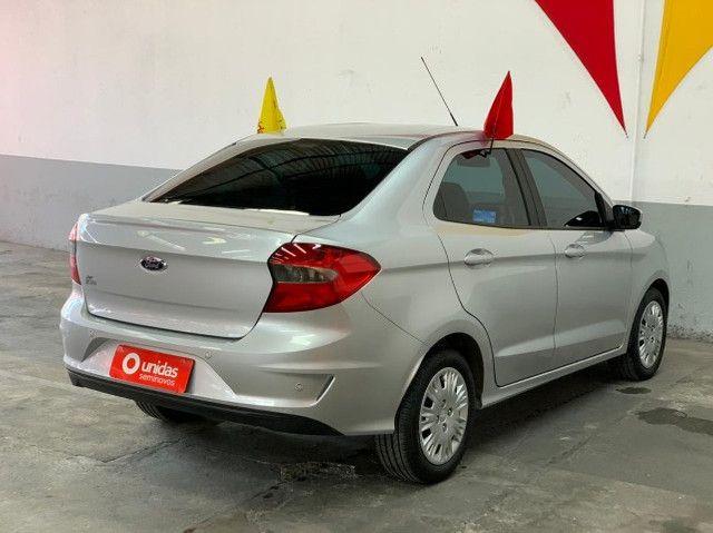 ka  sedan automático com 16.000 km modelo plus a pronta entrega  - Foto 6