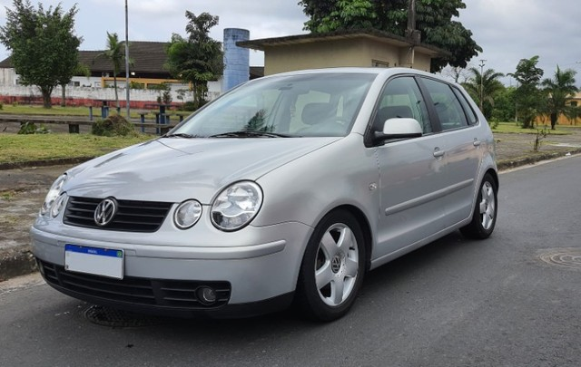 VW POLO 2005 REBAIXADO