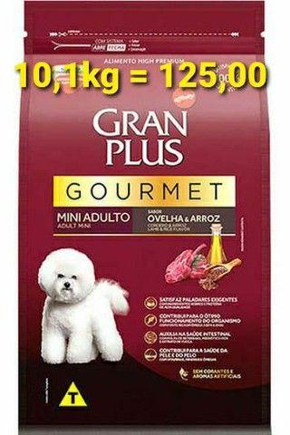 Ração GranPlus GOURMET MINI Adulto 10,1kg - Foto 2