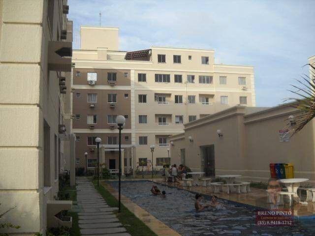 Apartamento no Four Seasons com 2 dormitórios à venda, 55 m² por R$ 250.000 - Cidade 2000  - Foto 13