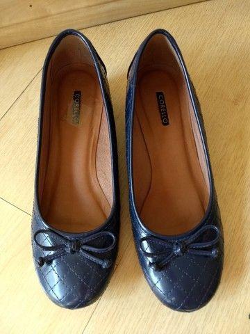 Sapato Corello. Semi Novo - Foto 4