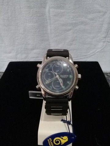 Relógio masculino Atlantis - Ítem de Vitrine