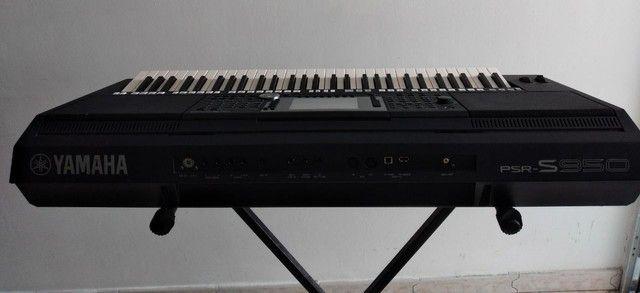 Teclado Yamaha PSR S950  - Foto 4
