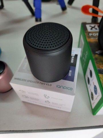 Mini caixinha som Bluetooth  - Foto 3