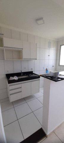 Apartamento com 1 dormitório para alugar, 55 m² por R$ 900/mês - Rios di Itália - São José