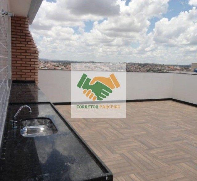 Cobertura nova com 3 quartos em 148m2 á venda no bairro Rio Branco em BH - Foto 3