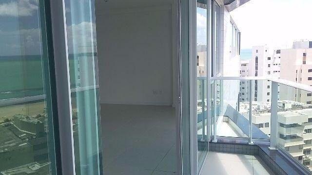 JS - Lindo apartamento em Boa Viagem - 04 Quartos - 02 Vagas - Camilo Castelo Branco - Foto 3
