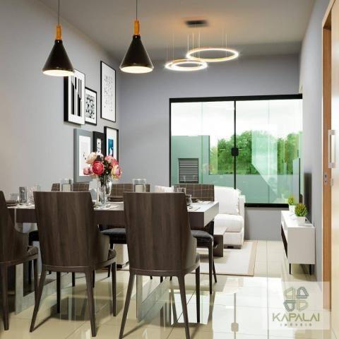 Casa com 2 dormitórios à venda, 76 m² por R$ 225.000,00 - Itacolomi - Balneário Piçarras/S - Foto 6