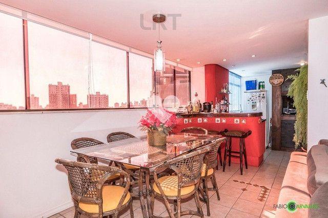 Apartamento à venda com 3 dormitórios em Menino deus, Porto alegre cod:28-IM468594 - Foto 4