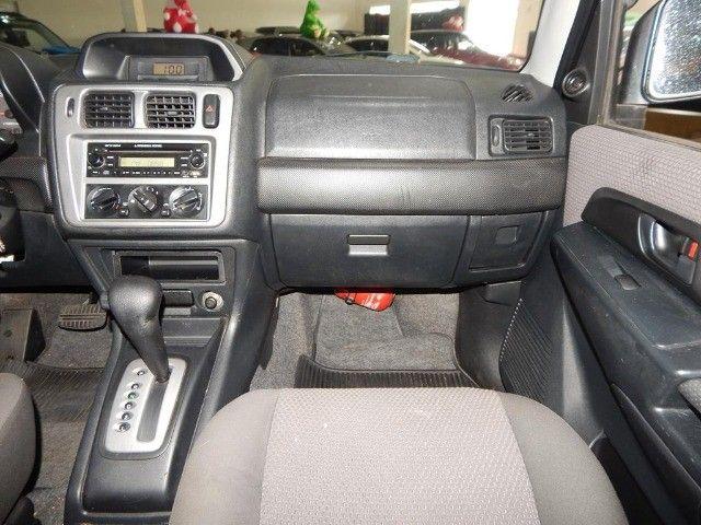 Mitsubishi Pajero TR4 2.0 4x4 140cv Flex 4p Automática Top De Linha Pneus Novos Baixa KM  - Foto 12