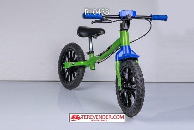 Bicicleta de equilibrio / sem pedais - Foto 2