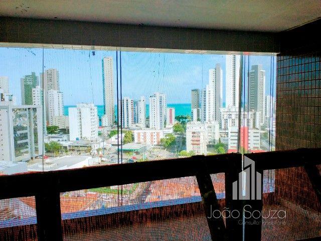 JS- O Melhor 3 quartos de Boa Viagem - Edifício Maria João, 93m², 2 vagas - Foto 2