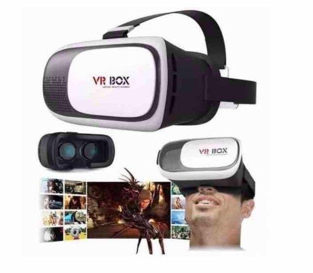 Óculos de realidade virtual 3D VR Box para Smartphone! - Foto 4