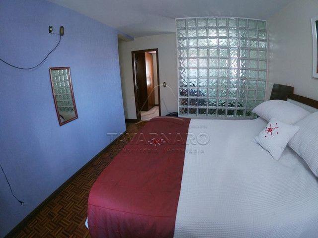 Casa à venda com 4 dormitórios em Neves, Ponta grossa cod:V5220 - Foto 13
