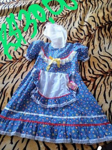 Vestido de  junina!!!! - Foto 2