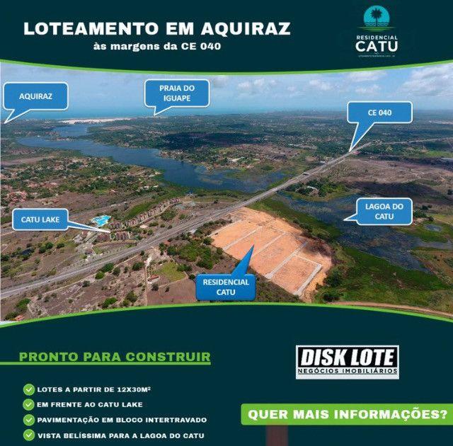 Loteamento Catu em Aquiraz, às margens da CE-040 ! - Foto 7