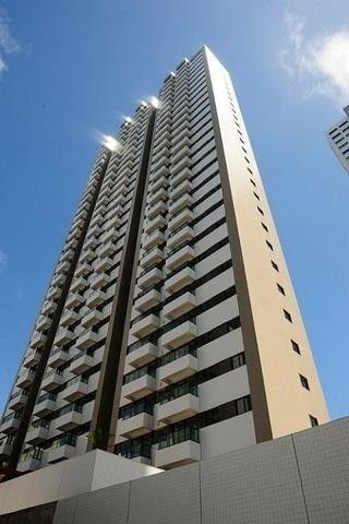 JS- Lindo apartamento de 2 quartos (58m²) - Edf. Green Life Boa Viagem