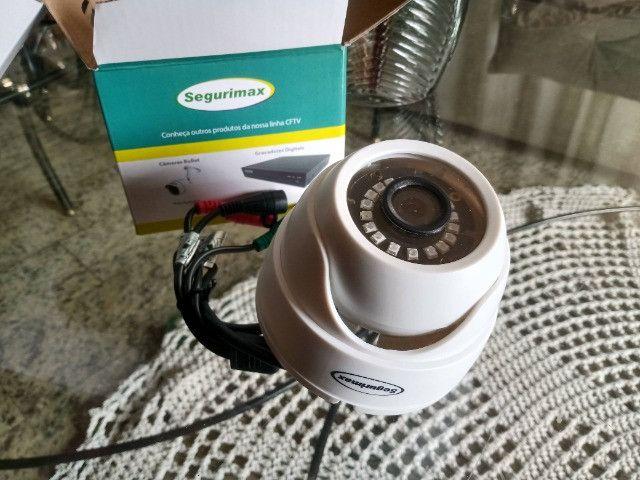 Câmera de Segurança Visão Noturna - Foto 3