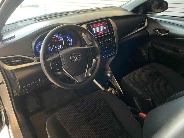 Toyota Yaris 2019 1.3 16v flex xl plus tech multidrive - Foto 7