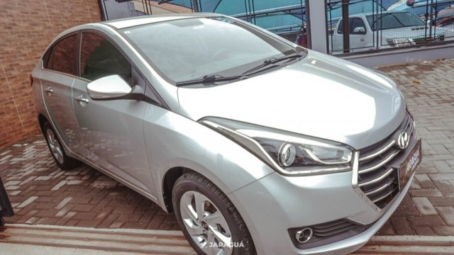 Hyundai hb20s 2018 1.6 premium 16v flex 4p automÁtico - Foto 4