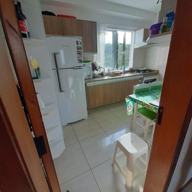Apartamento com 2 dormitórios à venda, 60 m² por R$ 150.000 - Francisco Bernardino - Juiz  - Foto 5