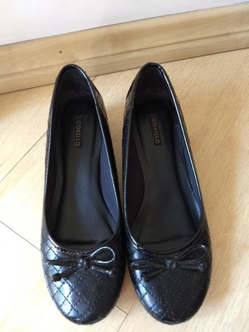 Sapato Corello. Semi Novo - Foto 2