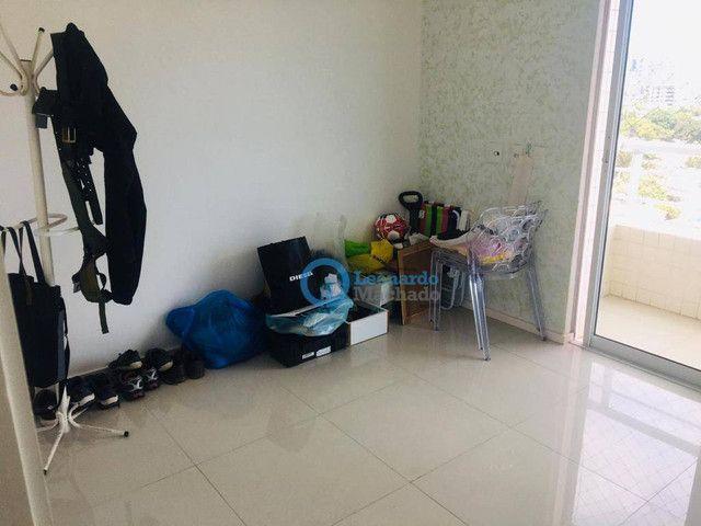 Apartamento com 3 dormitórios à venda, 135 m² por R$ 990.000 - Dionisio Torres - Fortaleza - Foto 18