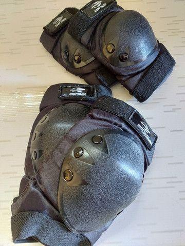 Kit Patins Oxer Inline Freestyle Abec 7 - Foto 3