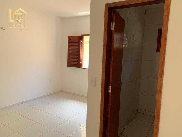 Casa com 2 dormitórios à venda, 82 m² por R$ 150.000 - Chácara da Prainha - Aquiraz/Ceará - Foto 11