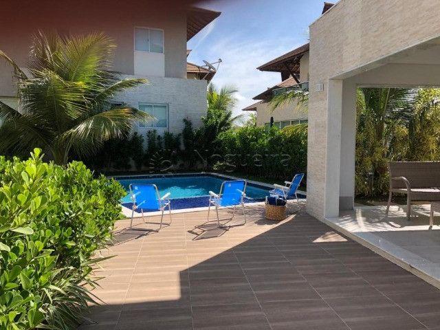 ozv Casa no condomínio cambo beach na praia de Muro alto - Foto 4